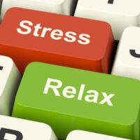 Certain herbal teas can help with stress by calming the nerves and changing the moods