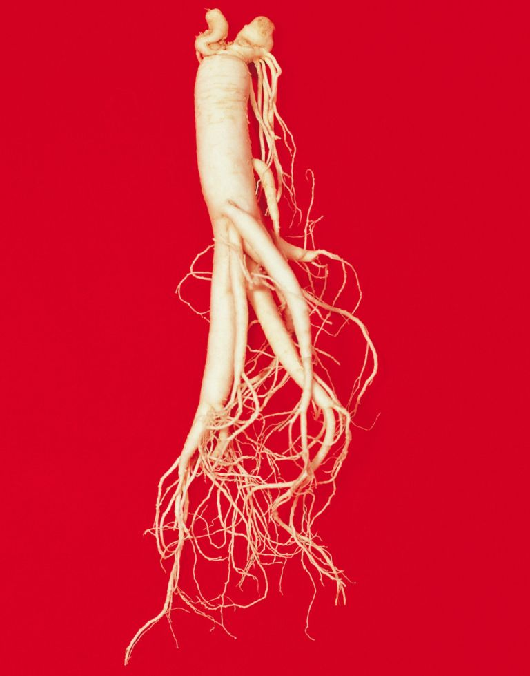 Ginseng - classed as a stimulant and is taken to increase energy and enhance physical performance.. It has been shown to effective in weight loss